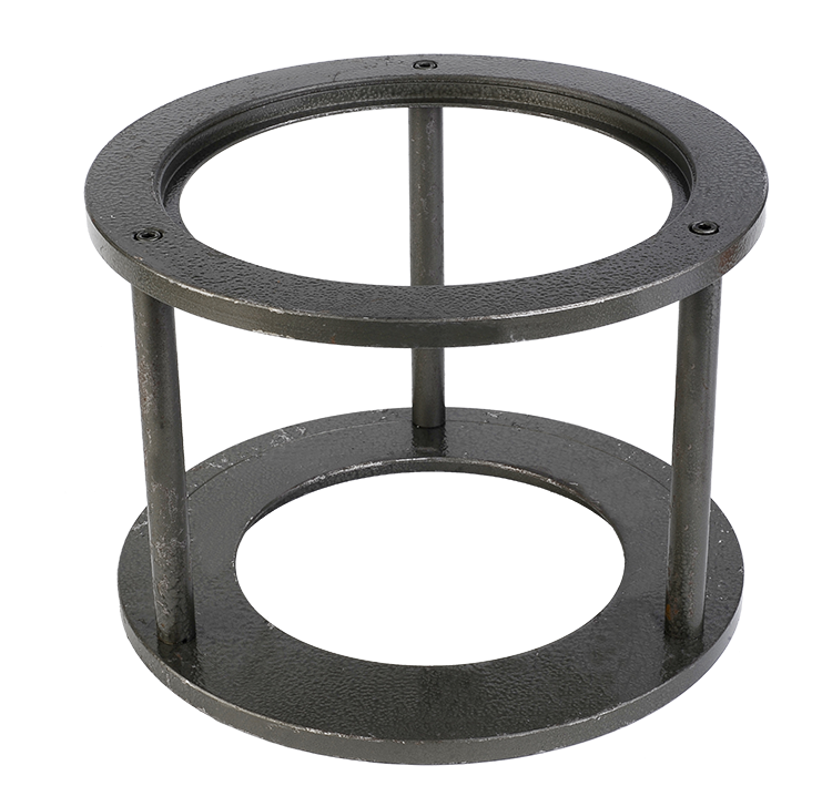 drilling-flange-support